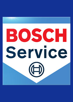 This is the bosch Service Logo