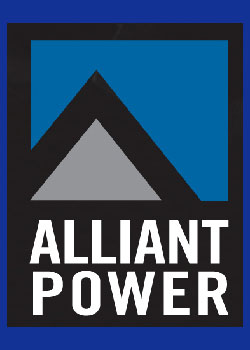 This is the Alliant Power Logo